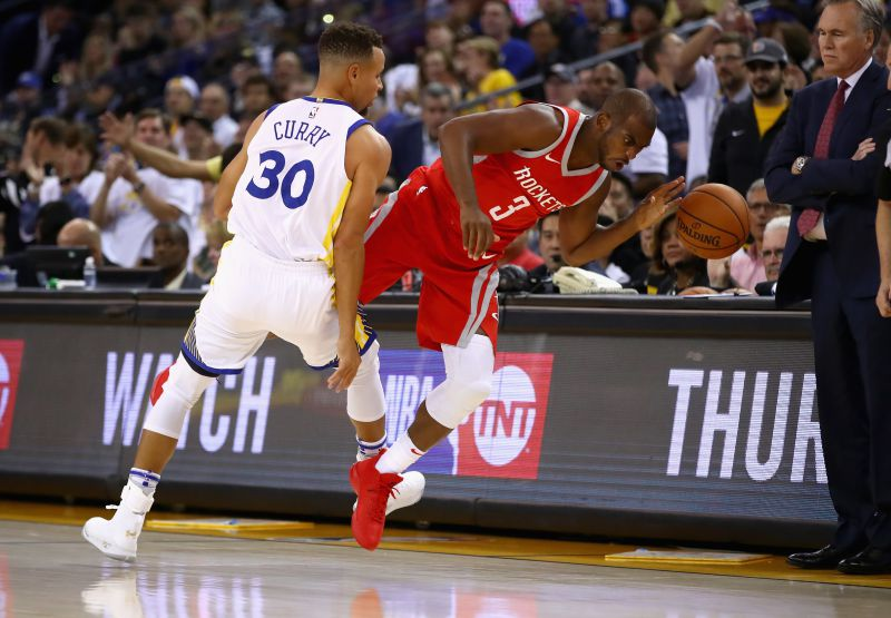 NBA: Radiografia aos candidatos Rockets e Warriors