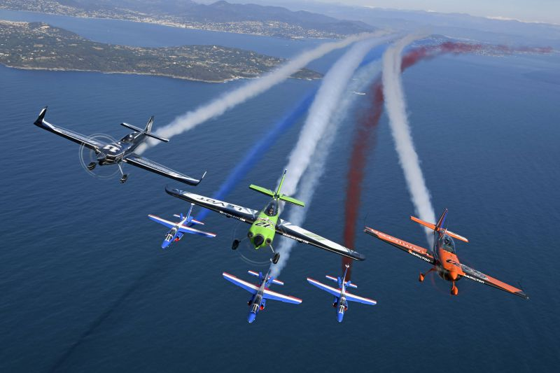 Cannes assinala o regresso da Red Bull Air Race à Europa