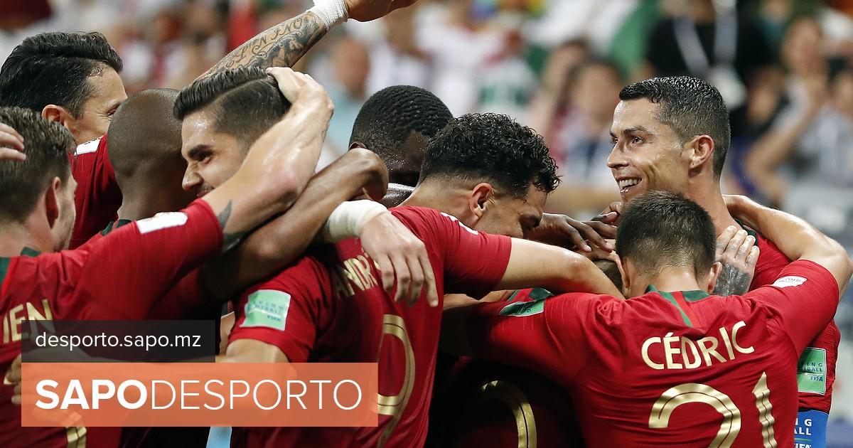 Portugal mantém sétimo lugar no  ranking  da FIFA 4ce6cebc7ebfb