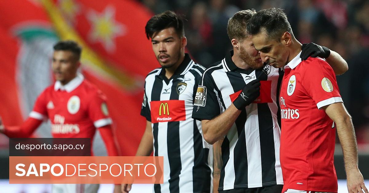 Portimonense-Benfica vai ter casa cheia - I Liga - SAPO Desporto c86eb108c3cdf