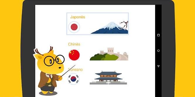 LingoDeer: Como aprender japonês e mandarim através de um jogo