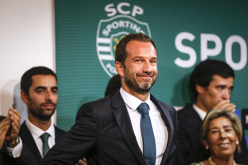 cbdf37946cda Frederico Varandas é  formalmente  o novo presidente da SAD do Sporting