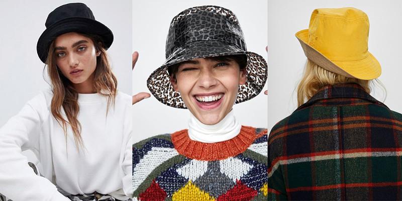 """560c2ab9a6 tendência  bucket hat ou """"chapéu de pescador"""" - Dicas e Tendências ..."""