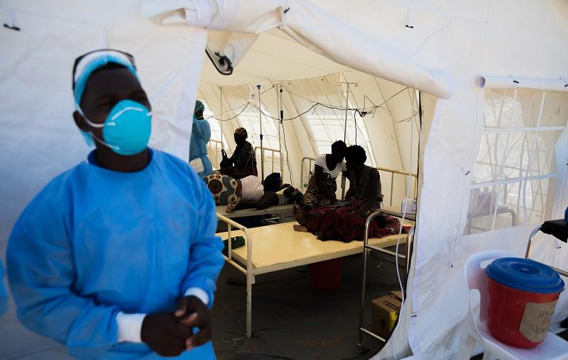 Idai: Vacina contra a cólera chega pela primeira vez a algumas aldeias no centro de Moçambique