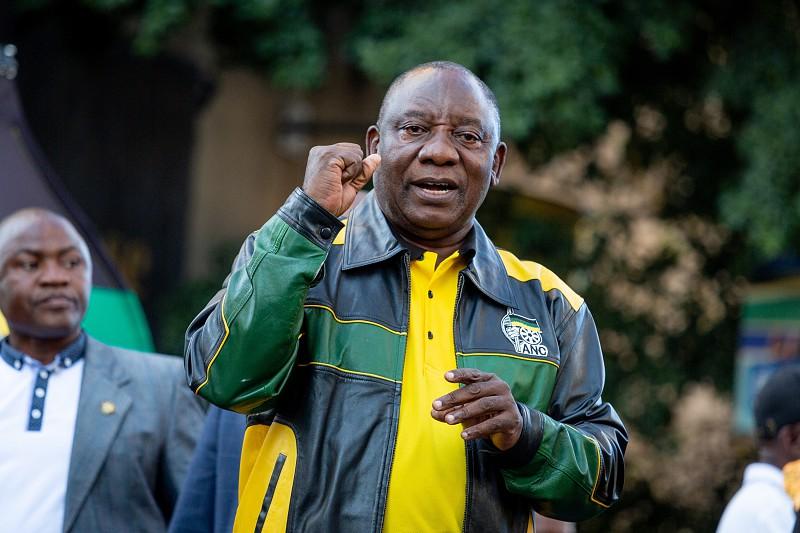 Presidente sul-africano promete mais emprego e combate à corrupção