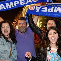 Czas mistrzowskiej fety! FC Porto 2:1 CD Feirense
