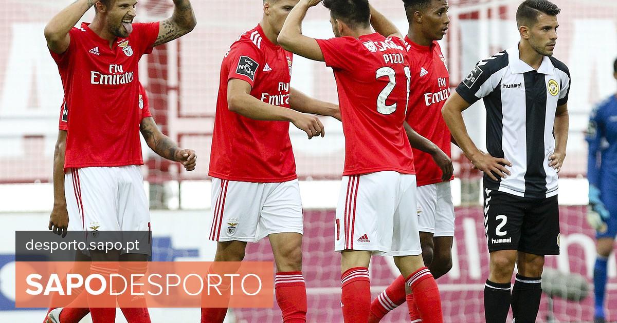 Resumo Benfica Nacional: VÍDEO: Veja O Resumo Da Goleada Do Benfica Na Madeira