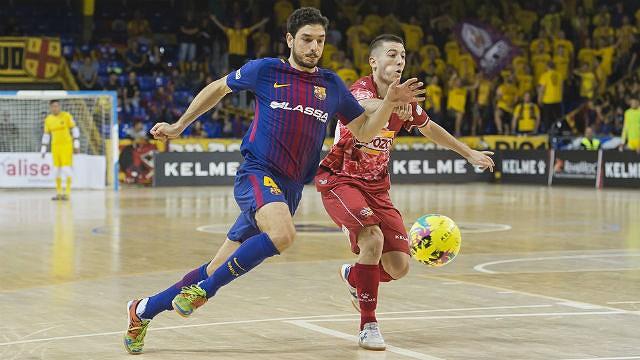 """dfeea47f3517c Marc Tolrà chega ao futsal do Benfica com o objetivo de """"ganhar tudo ..."""
