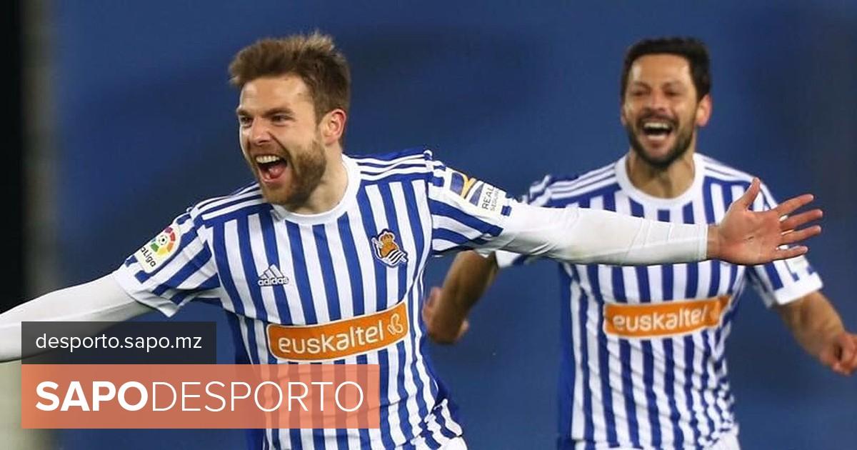 722c1483a1 Real Sociedad dá cinco  pontapés  na crise