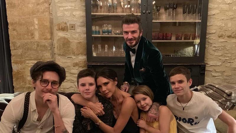 Victoria Beckham diz que ela e os filhos sofrem desta doença