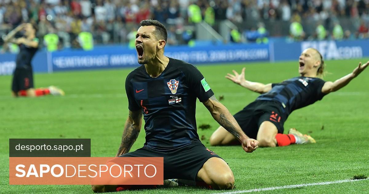 De prolongamento em prolongamento até a final. Croácia faz história e deixa  Inglaterra pelo caminho - Mundial 2018 - SAPO Desporto 0216a16edd5a2