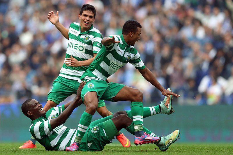 de00f55c7f Jonathan Silva e Mané titulares em Arouca - I Liga - SAPO Desporto
