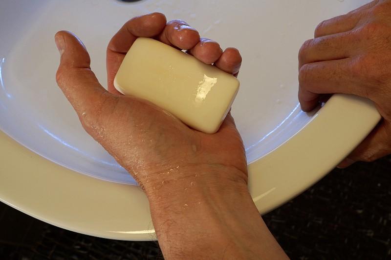 Sabe lavar bem as mãos?