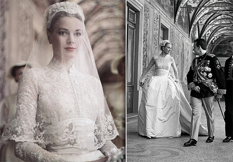 4c74fc36196 As celebridades que usaram vestidos de noiva de perder a cabeça (e a ...