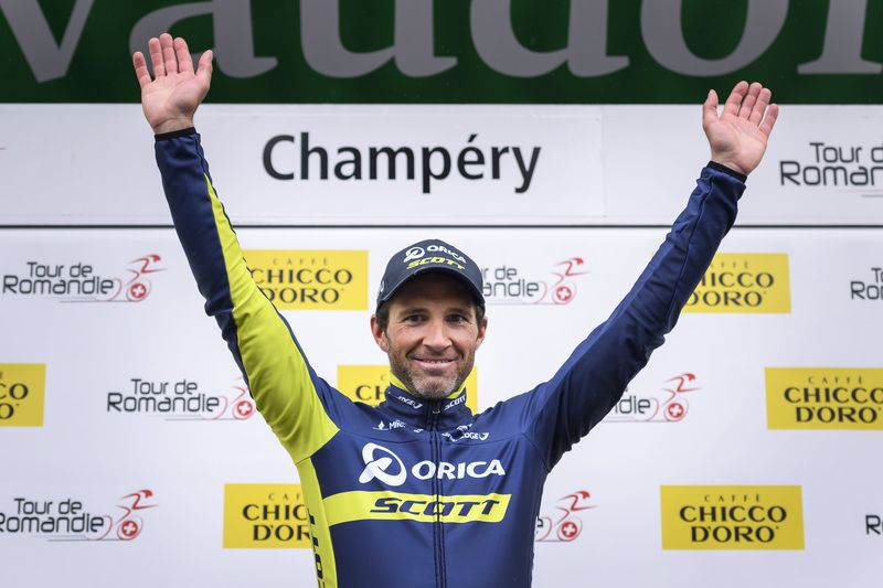 Albasini • AFP or licensors