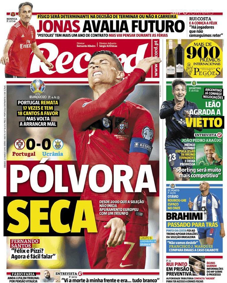 Португалия – Украина. Обзор португальских СМИ - изображение 2