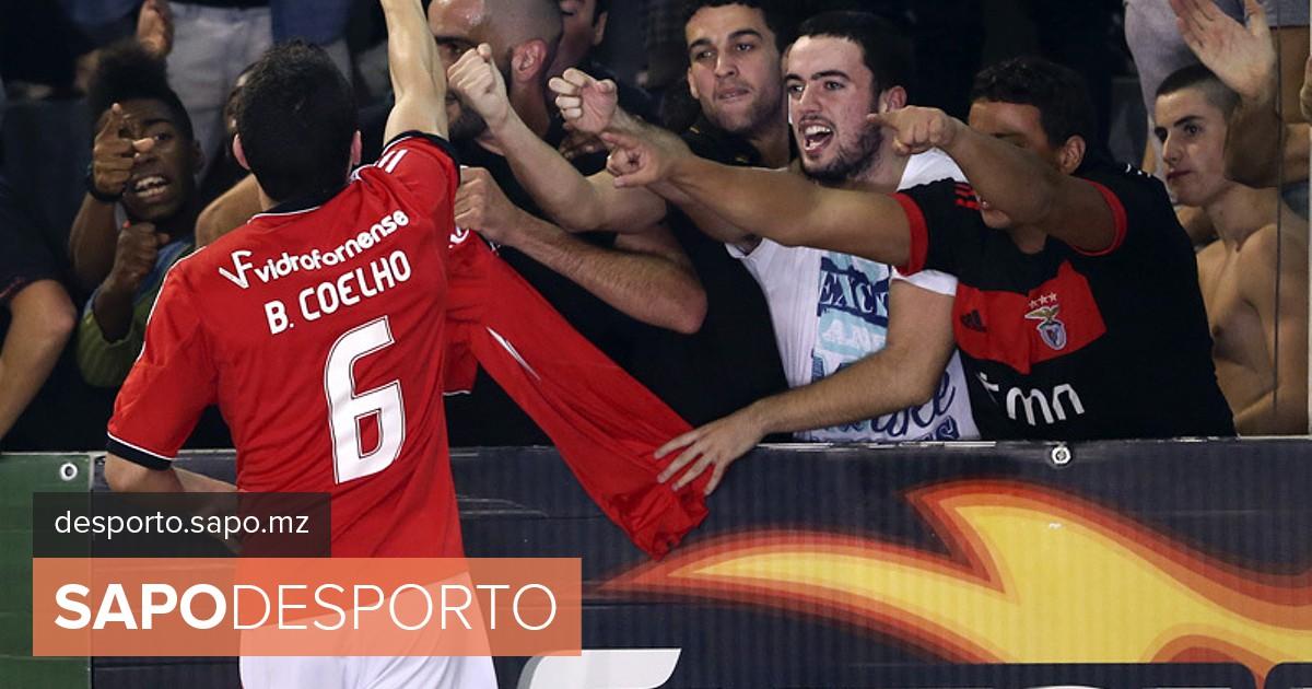 a212895323 Benfica apanha Sporting e Leões de Porto Salvo na liderança - Futsal - SAPO  Desporto