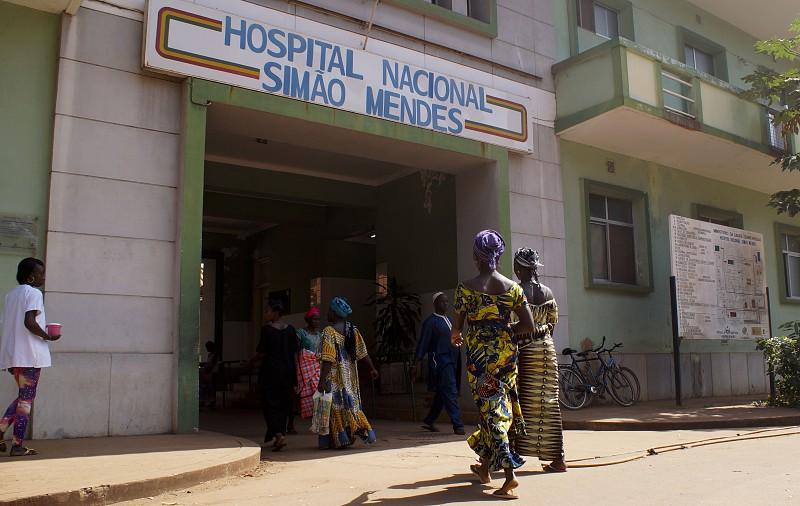 Hospital Simão Mendes em Bissau com sérias dificuldades