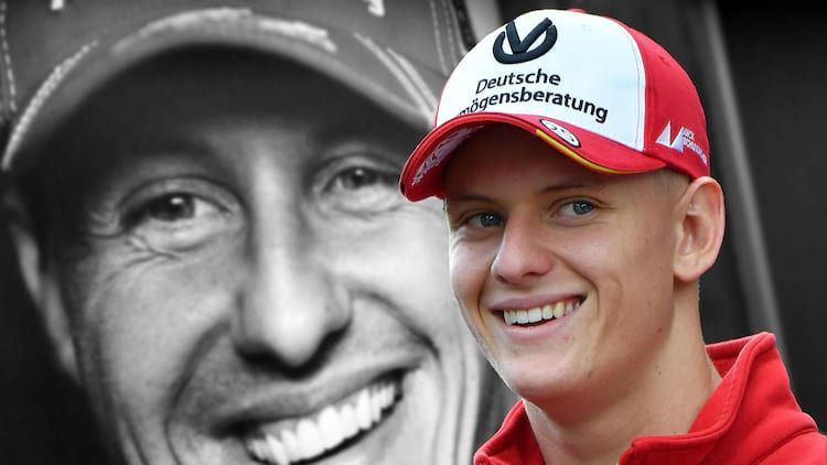 Filho de Michael Schumacher completa primeira sessão de testes na Fórmula 1
