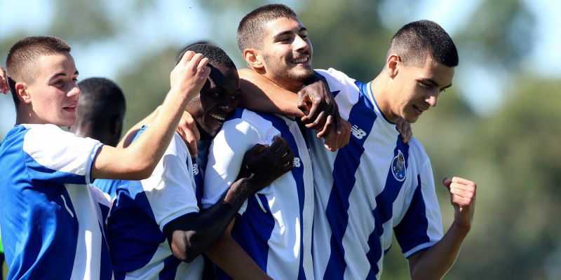 Youth League: FC Porto defronta ´carrasco` do Sporting e detentor do troféu nos ´oitavos`