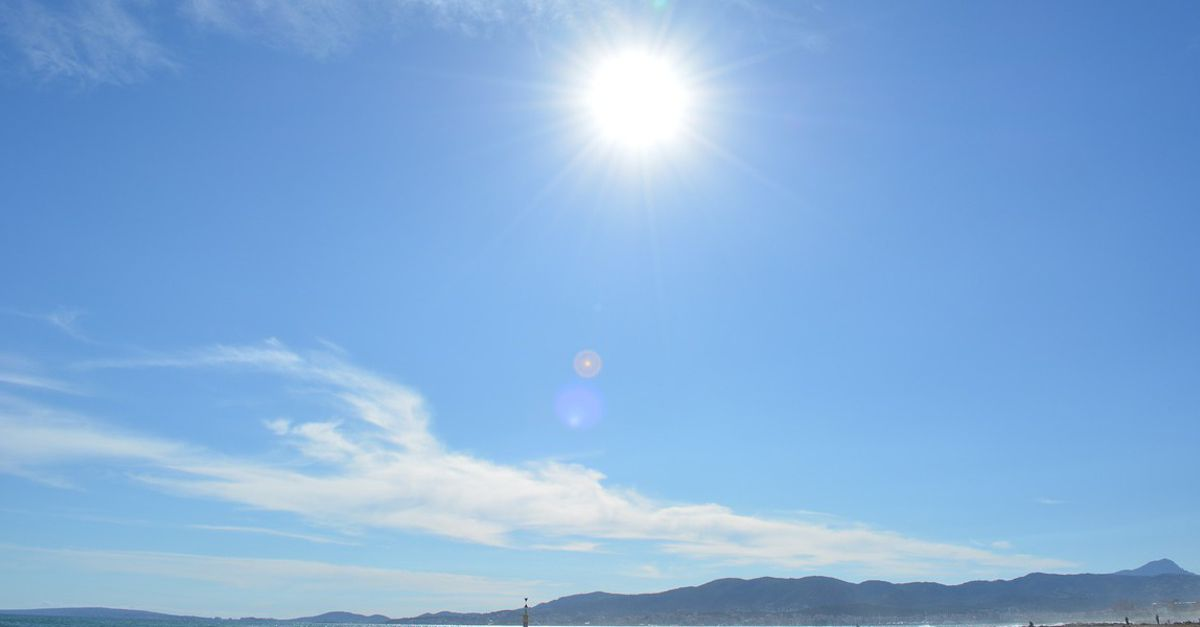 2dc1f48b8d06a Índice ultravioleta em valores extremos a muito elevados em todo Portugal  Continental - Atualidade - SAPO Lifestyle