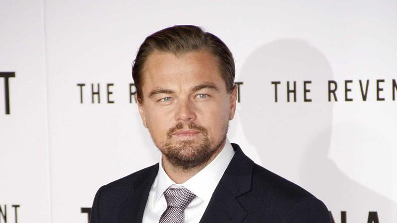 Leonardo DiCaprio 'apanhado' no Coachella com namorada 23 anos mais nova