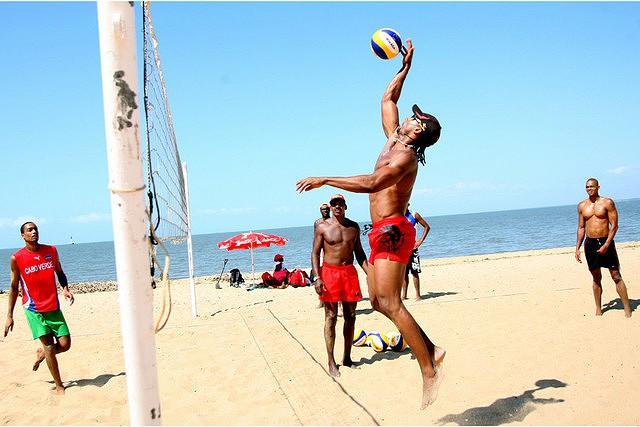 Angola vai competir nos Jogos de Praia com seis atletas