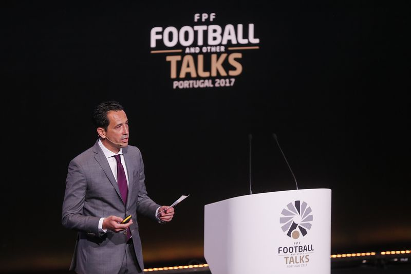 Pedro Proença no Football Talks • FPF