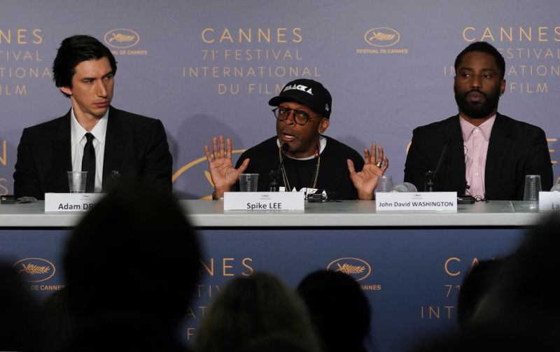 Spike Lee: realizador insulta Trump no festival de Cannes