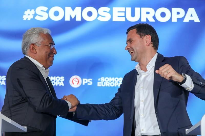 Resultado de imagem para Ao PS coube a festa, ao PAN a surpresa e ao BE o reforço. Assim foram as eleições europeias em Portugal