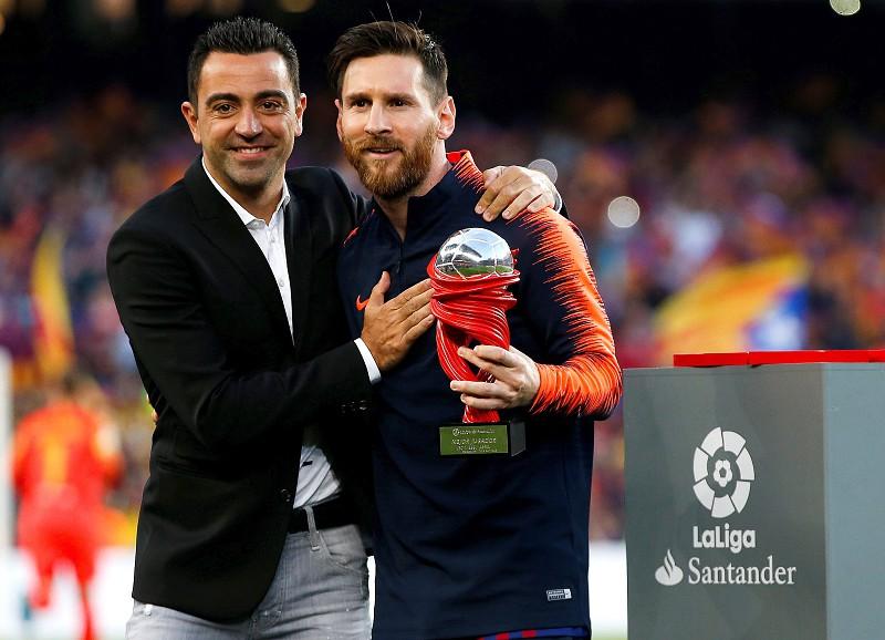 c44635cf86 Lionel Messi  virtual  vencedor da  Bota de Ouro  pela quinta vez ...