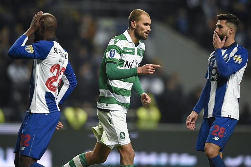 b85c136a3 Braga volta a dar sorte ao Sporting. Taça da Liga vai para Alvalade ...