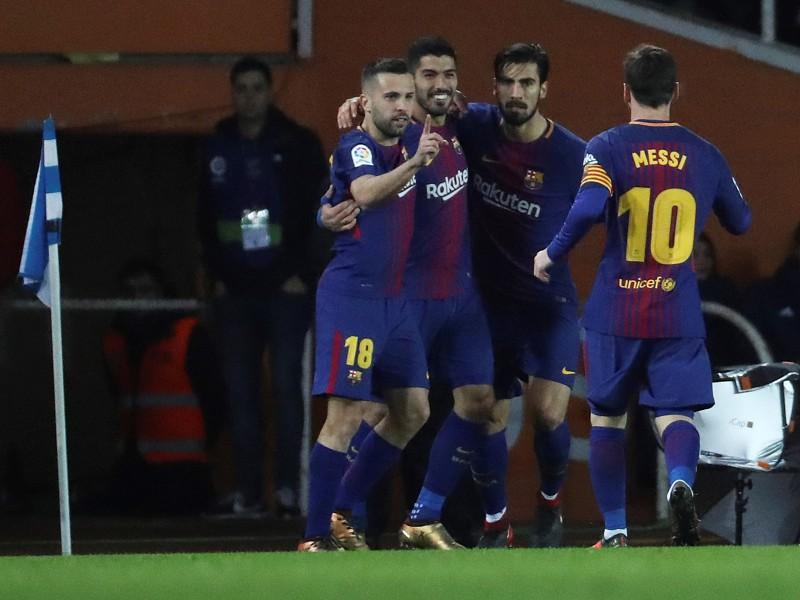 O plano do Barcelona para vencer a liga espanhola - La Liga - SAPO ... 7aebbf7c482b2