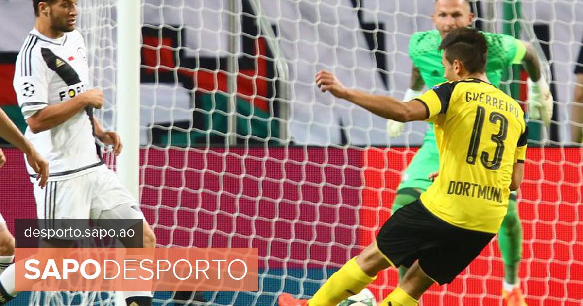 3127076097 Dortmund empata com Schalke 04 antes de receber o Sporting - BundesLiga -  SAPO Desporto
