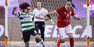3cea63a4d8 Futsal feminino  Benfica bate Sporting e defronta Novasemente na final da  Taça