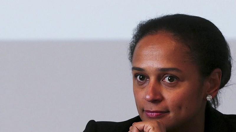 """Pagamentos do crédito de 130 milhões de dólares à Caixa Geral de Depósitos estão """"em dia"""", diz Isabel dos Santos"""