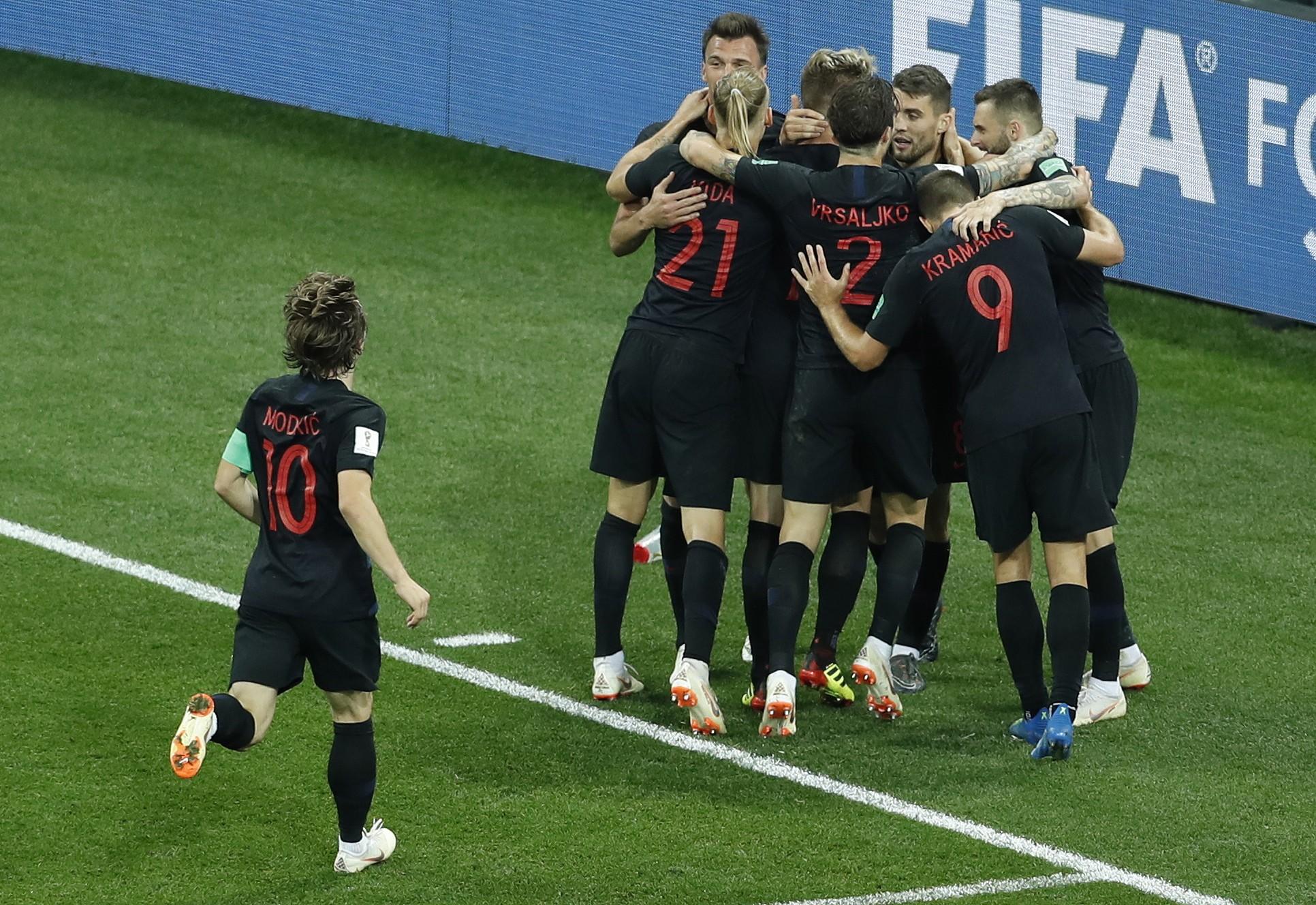 Mundial 2018 Croácia