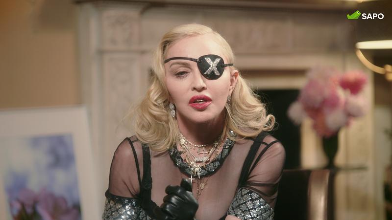 """Madonna envia mensagem: """"Este álbum é uma carta de amor para ti, Portugal"""""""