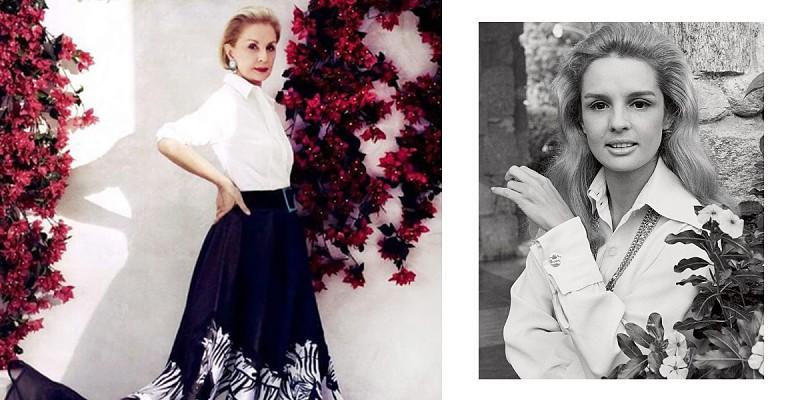 154d6787088da Carolina Herrera  os 80 anos da designer - Atualidade - SAPO Lifestyle