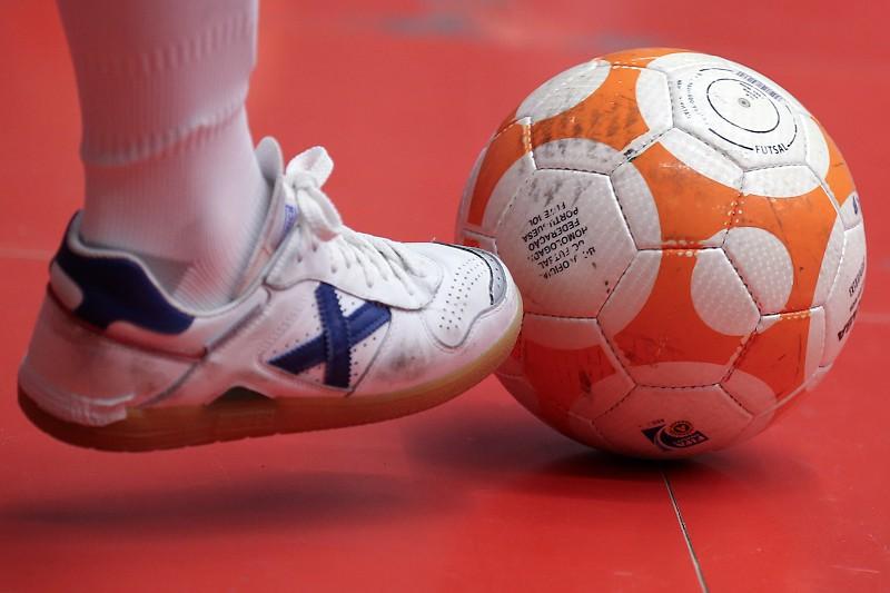Taça de Portugal de Futsal  Resultados dos quartos e alinhamento das meias bb6a69666a8c2