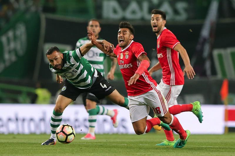 8310bb0c5 Sporting-Benfica  Keizer e Lage sem surpresas para o  dérbi  de Alvalade