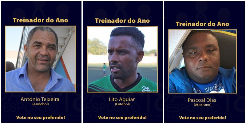 Catorze categorias vão a votos na Gala do Desporto Cabo-verdiano 2018