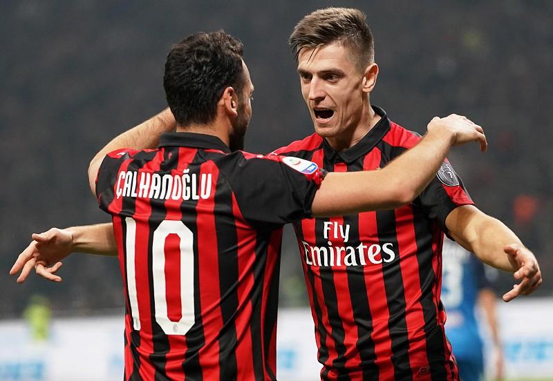 0edd411374 AC Milan vence Empoli em casa por 3-0 - Serie A - SAPO Desporto