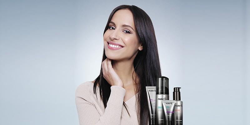f452239df5c57 Mariana Monteiro é a nova embaixadora de uma marca de beleza brasileira