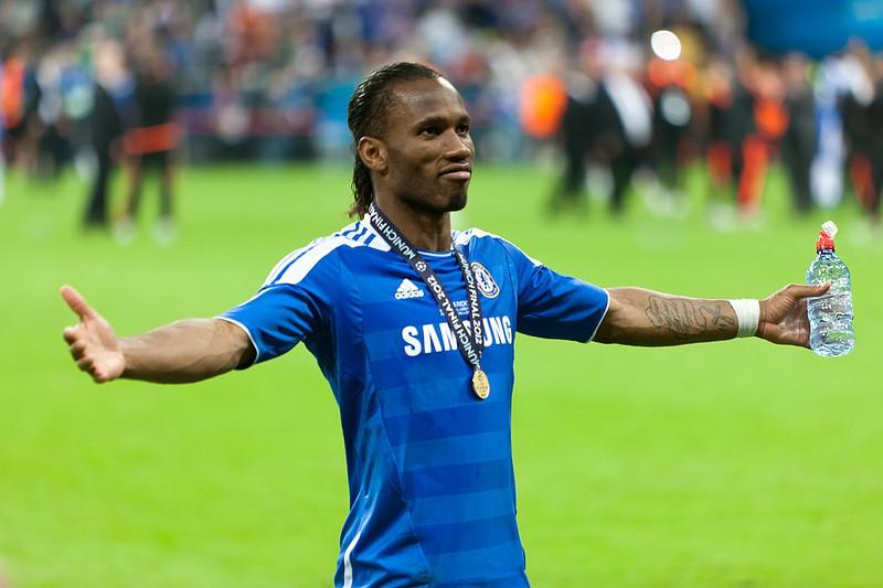 """Drogba  """"Mourinho sempre me respeitou e cumpriu o que me prometeu ... fb9a8bab850f4"""