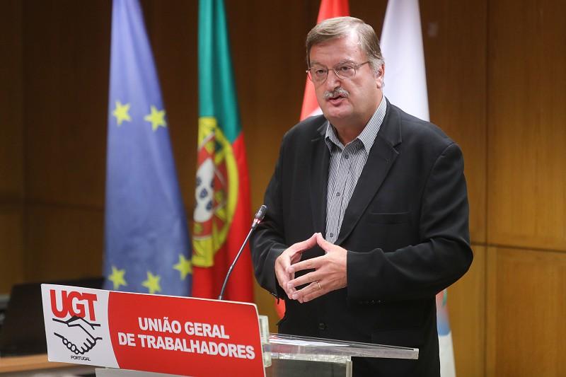 Resultado de imagem para Líder da UGT desafia António Costa a cumprir expectativas dos professores
