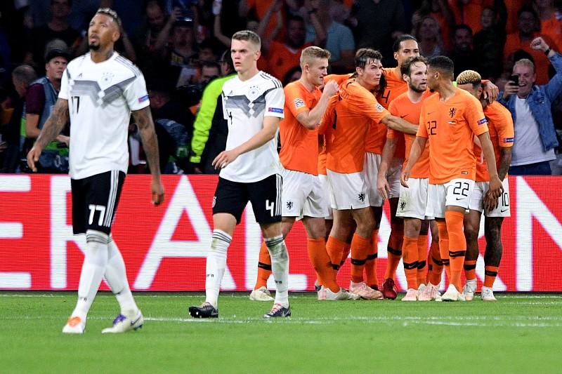 Alemanha sofre derrota pesada em noite de Liga das Nações - Liga das ... 43737b46e90fa