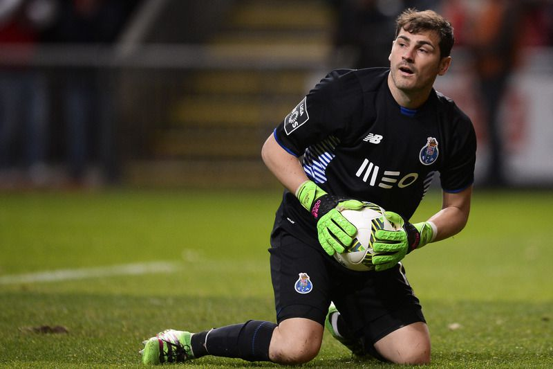 ca09dcb212 FC Porto  guarda  número 1 para Casillas - I Liga - SAPO Desporto