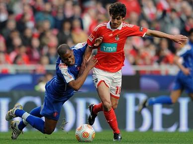 A história de quando o Benfica
