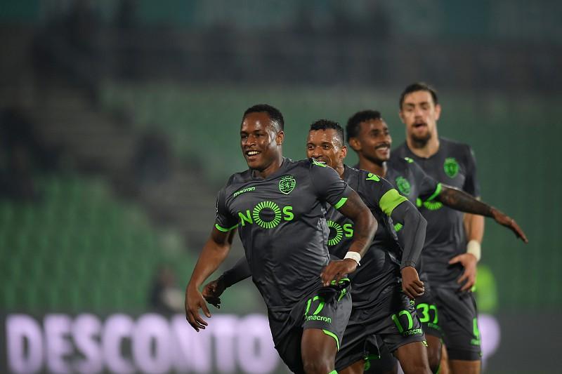 Rio Ave 1-3 Sporting  Jovane precisou de três minutos para tirar as medidas e9f1cd4dab622